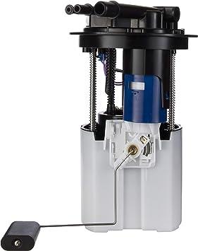 A-Premium Electric Fuel Pump Module Assembly For Chevrolet Uplander 2008-2009 Pontiac Montana 2008 V6 3.9L Flex PremiumpartsWhosale