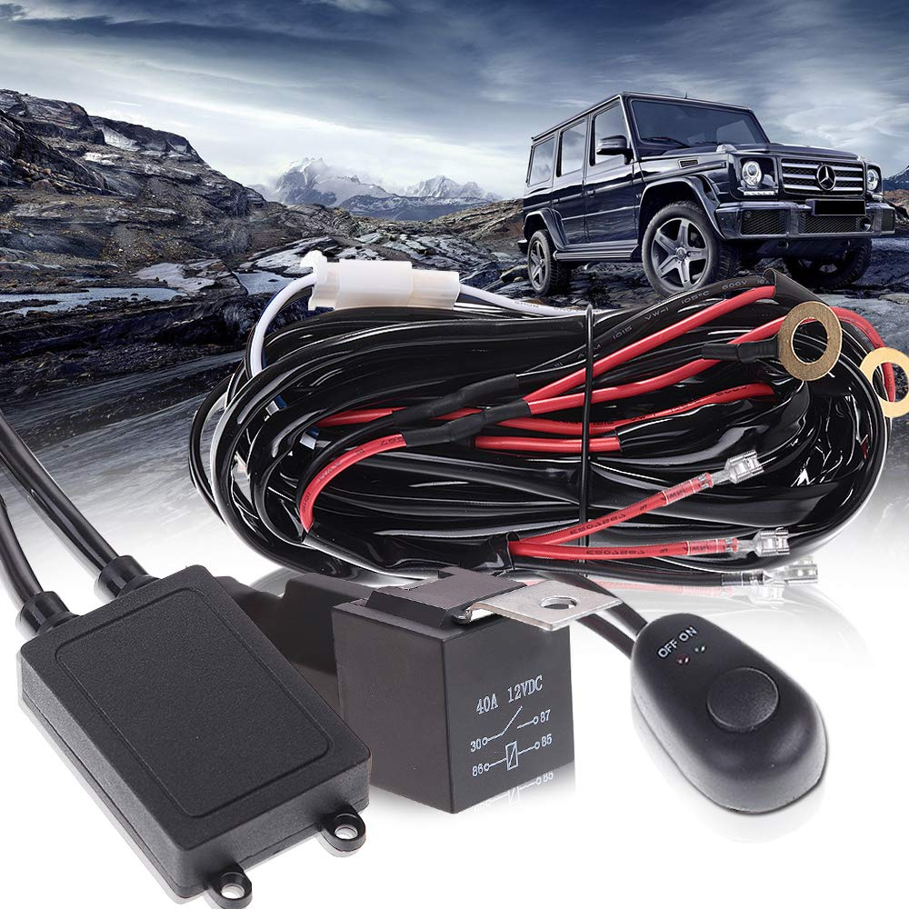 Wiring Harness Relay Fuse Kit 2\