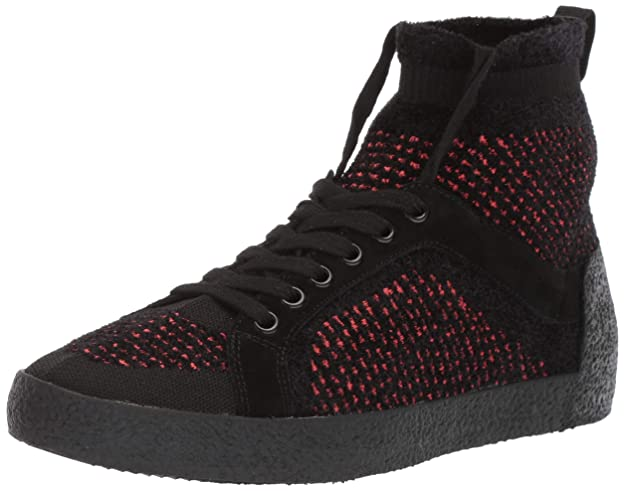 Ash Womens AS-Ninja K TW Sneaker, Spice/Black, 40 M EU (10 ...