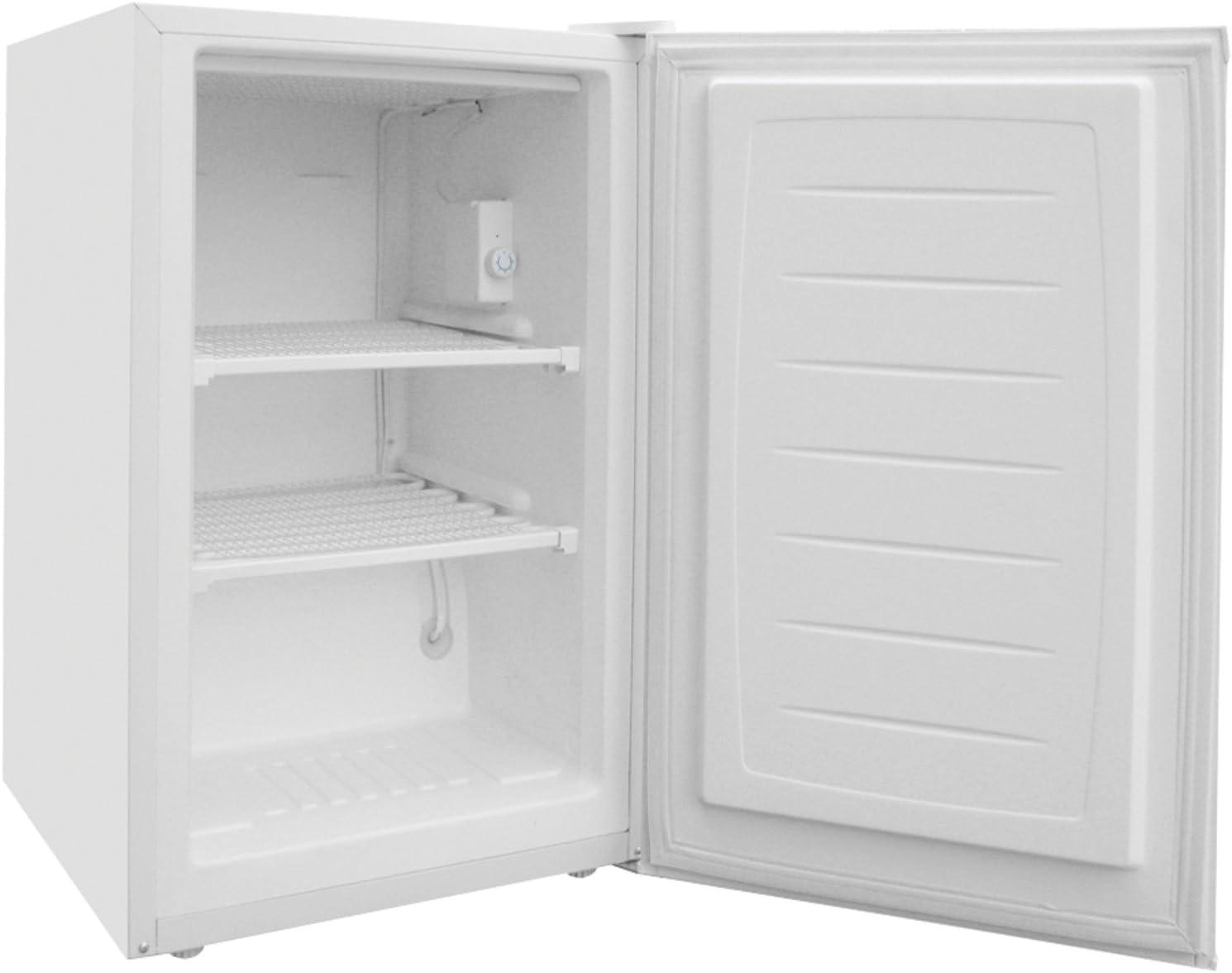 MAGIC CHEF MCUF3W2 3 Cubic-ft Upright Freezer Home, garden & living
