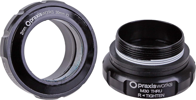 68 mm x 113 mm Oxford Pédalier Unité Fileté 68x113mm-noir OXFORD
