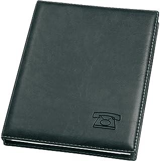 schwarz passend f/ür Prospekth/üllen und Register Veloflex 4153280 Prospekt-Ringbuch A5 Ringbuch Prospektalbum