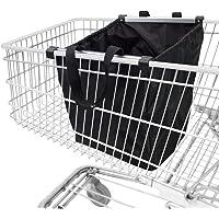 """achilles Easy-Shopper """"ALU"""", Bolsa para carro de compras, Carro de compras plegable, bolsa de compras adecuada para…"""