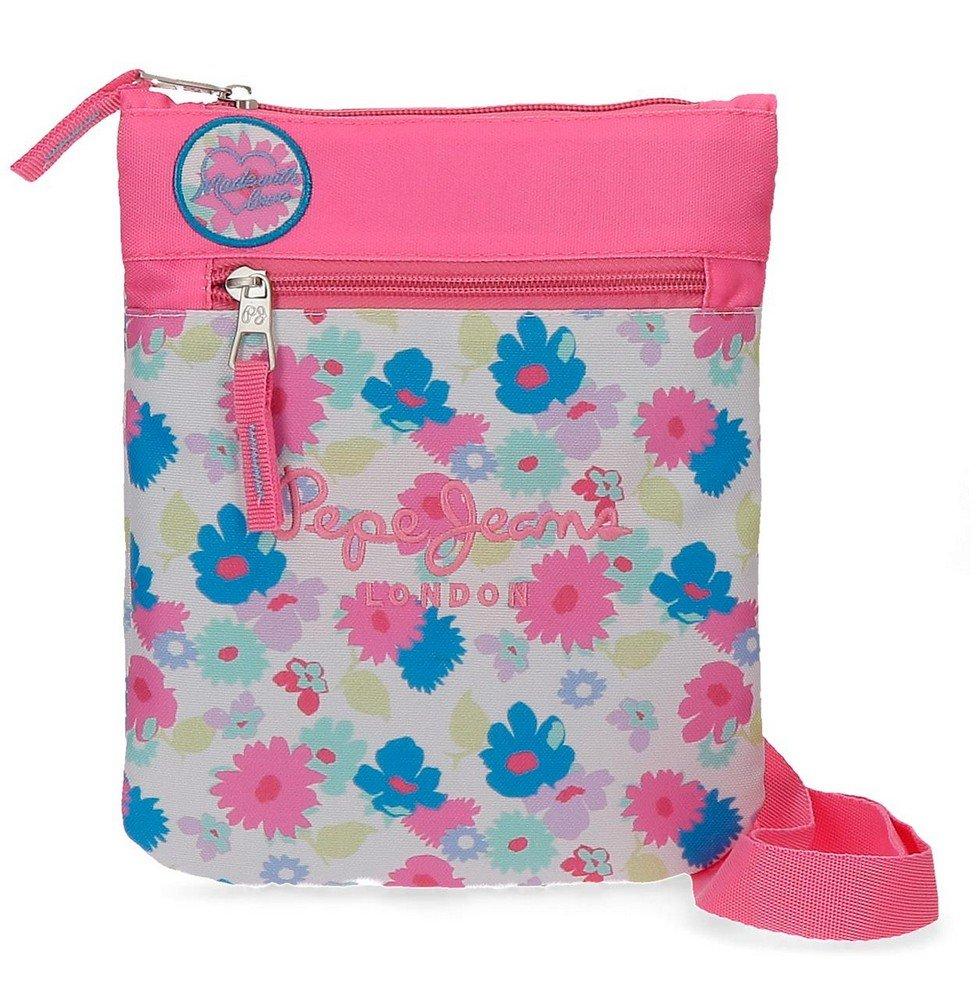 0.24 liters 24 cm Multicolor Multicolour Kasandra Messenger Bag