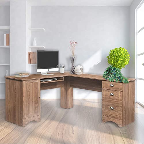l-Shaped Desk Modern Office Desk