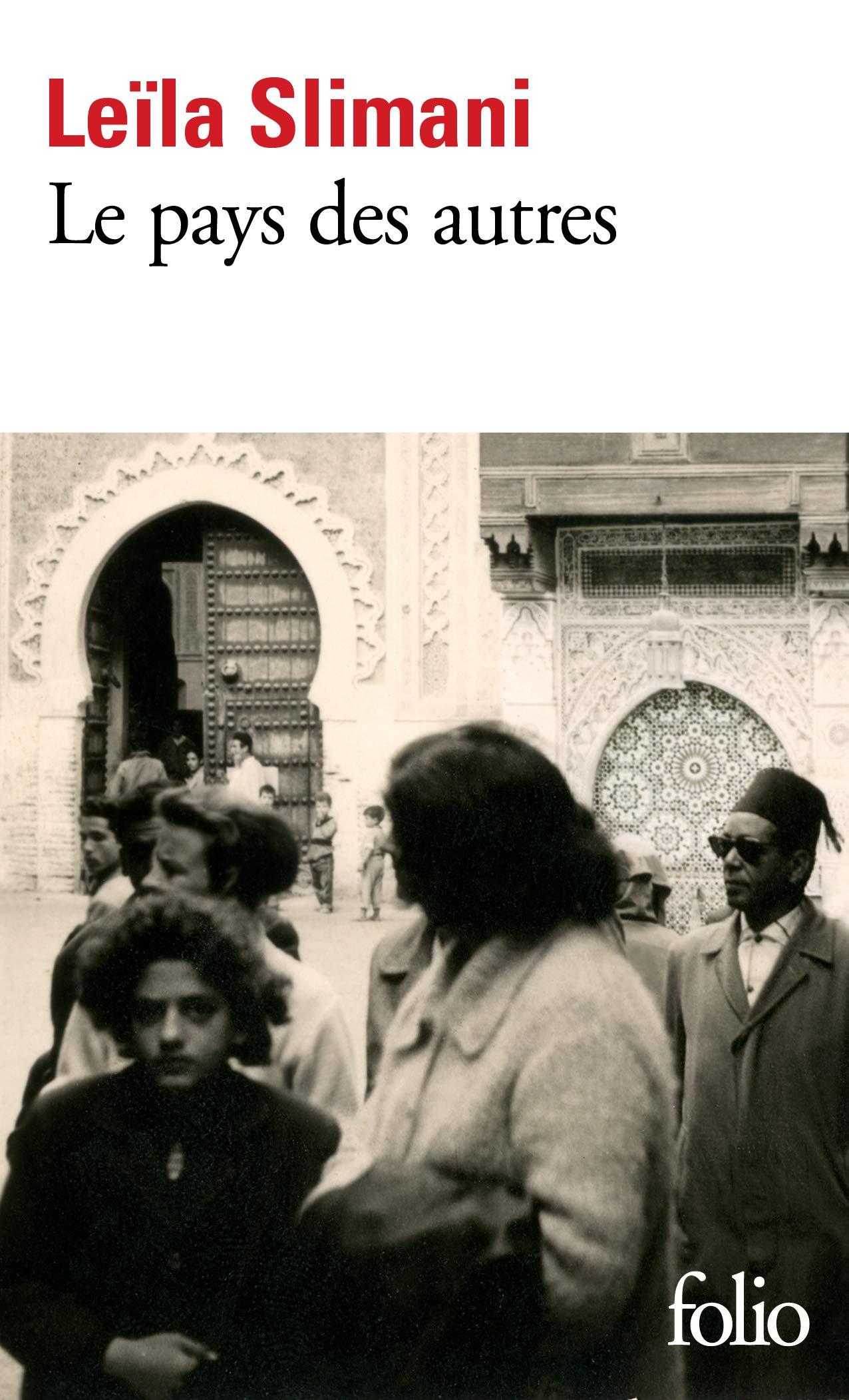 Cover: Leïla Slimani Le pays des autres