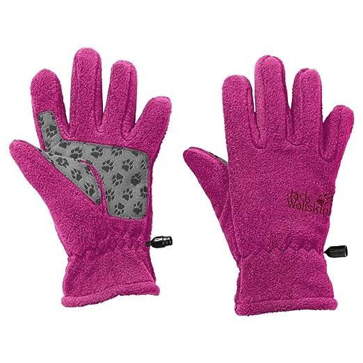 Jack Wolfskin Kinder Fleece Gloves Handschuhe