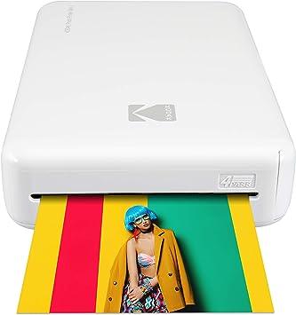 Kodak Mini 2 HD Wireless Portable Mobile Instant Photo Printer, Print Social Media Photos, Premium Quality Full Color Prints – Compatible w/iOS & ...
