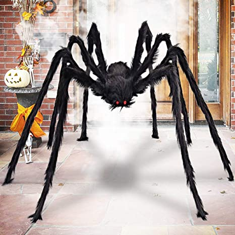 CL912 Spider Large Animal Fancy Dress Up Mens Stag Do Halloween Adult Costume