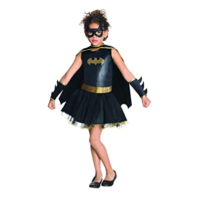 Rubie's Justice League Child's Batgirl Tutu Dress - Medium: Toys & Games