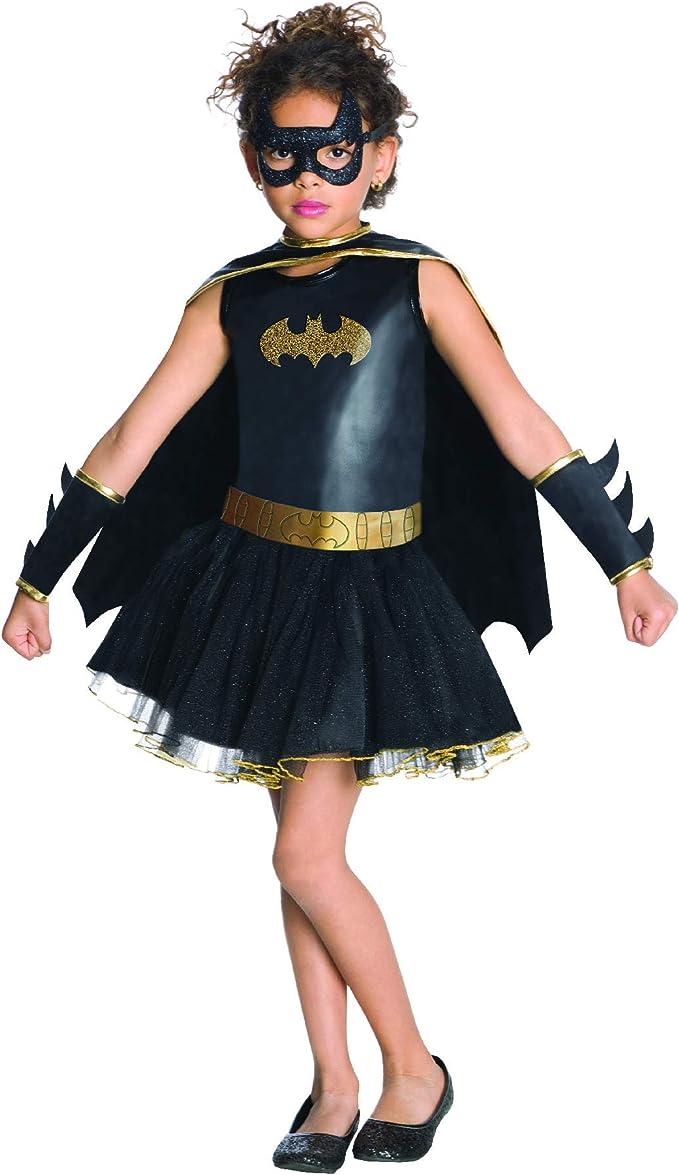 Batman I-881626M - Disfraz niña (5 años): Amazon.es: Juguetes y juegos