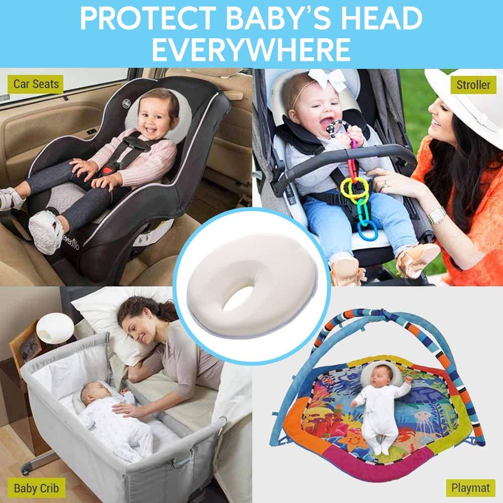 Amazon.com: Almohada para prevenir el síndrome de cabeza ...