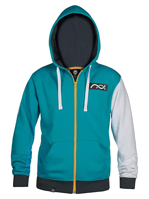 JINX Overwatch Ultimate Symmetra Zip-Up Hoodie