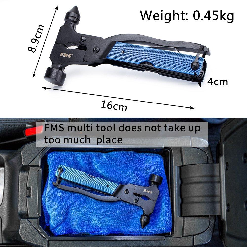 Kit de seguridad escape coche