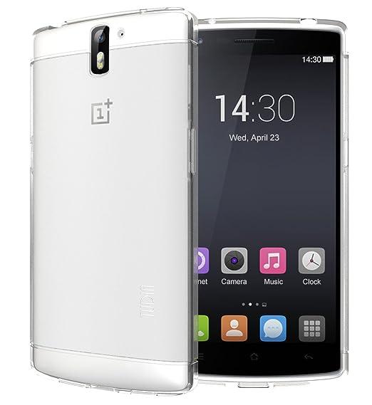 12 opinioni per Tudia- Custodia bumper ultra sottile in TPU per smartphone OnePlus One