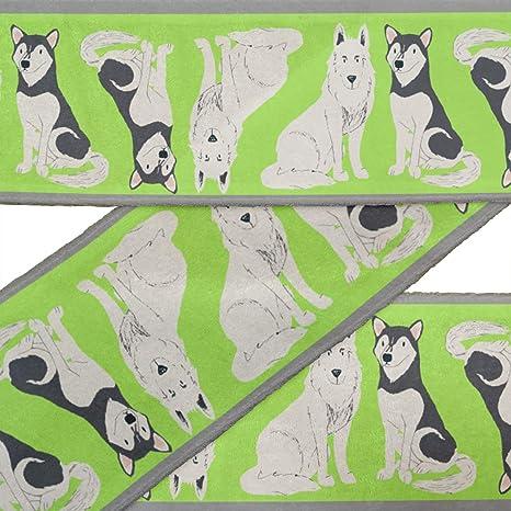 "GROSGRAIN RIBBON 7//8/"" CATS KITTENS CARTOON PETS Printed FREE SHIPPING"
