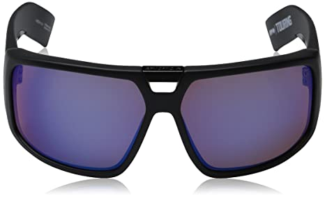 cf10a53388c Amazon.com  TOURING MATTE BLACK - HAPPY BRONZE w BLUE SPECTRA  Spy  Clothing