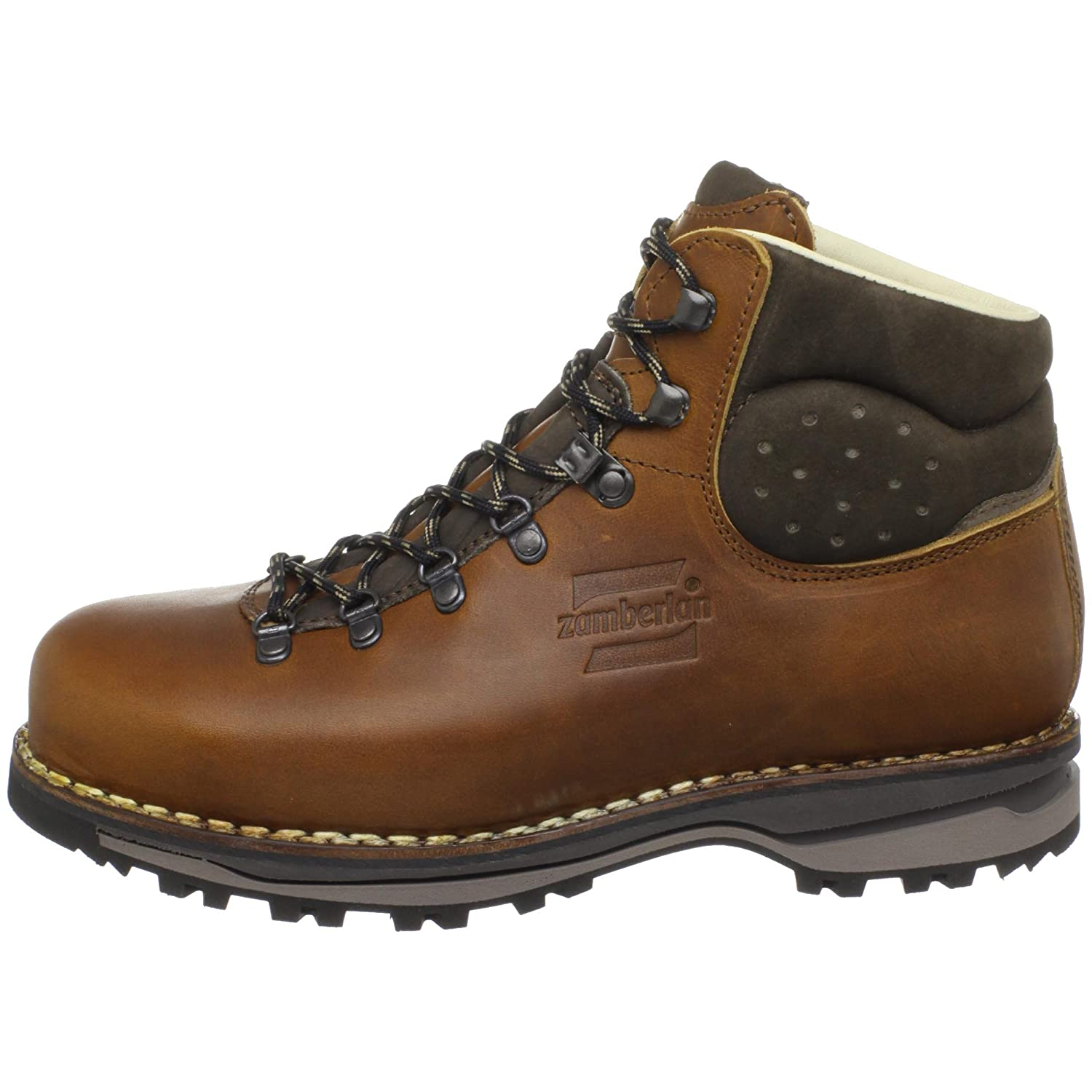 2a70442464a Amazon.com | Zamberlan Men's 1020 Nuvolao NW, Waxed Mustard, US 14 M ...