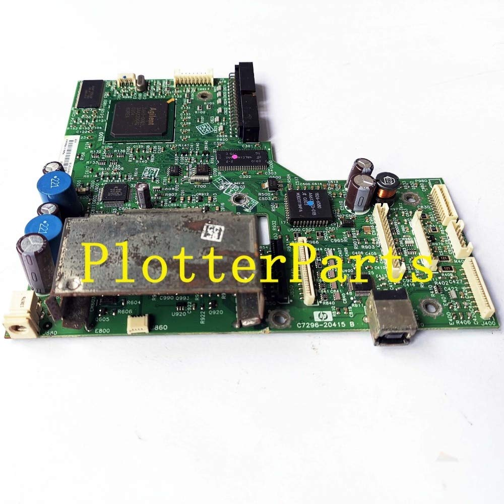 Printer Parts C8380-60005 Main Logic PC Board for HP OfficeJet 7110 7110XI 7115 7130 7130XI 7135XI 7140XI Printer Parts Original Used