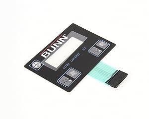 Bunn 32126.1004 Membrane Switch Ultra-2 B Kit