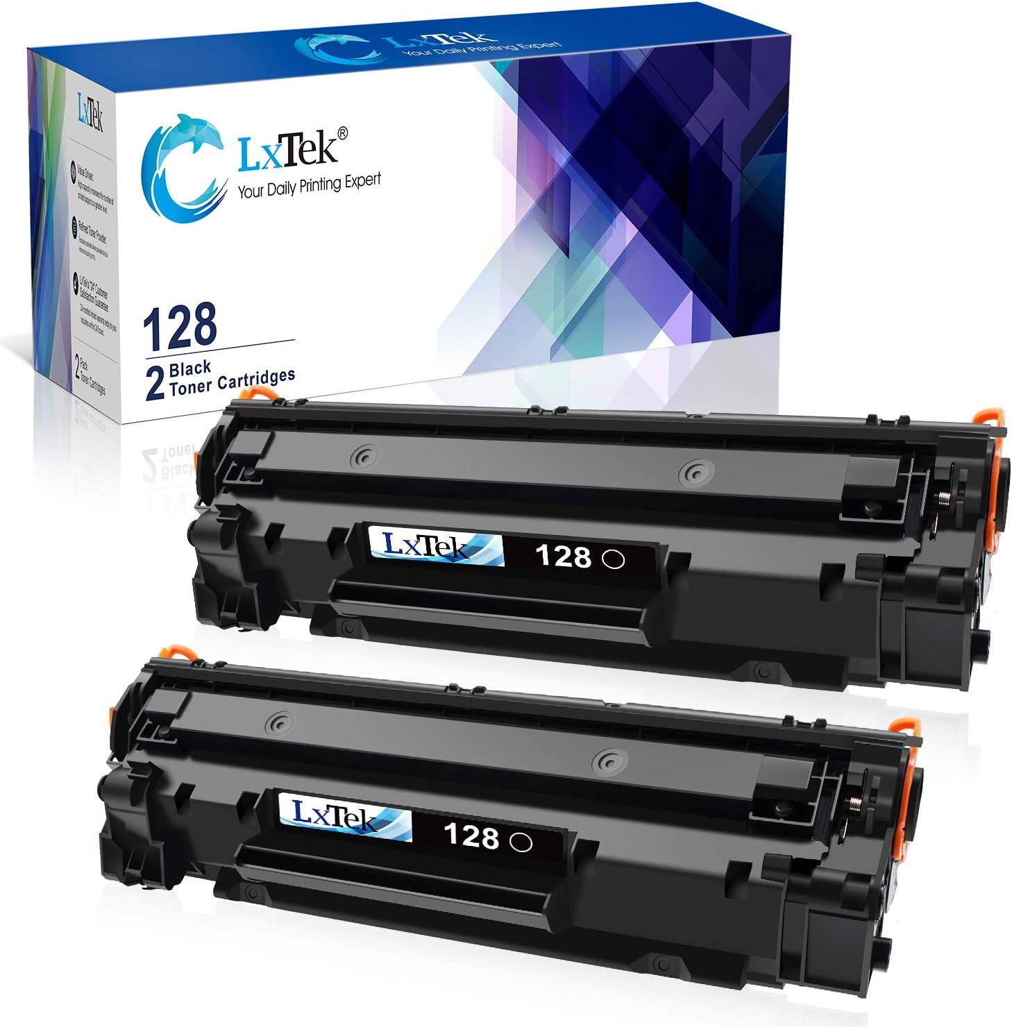 10 PK C128 3500B001AA Toner Cartridge Lots for Canon 128 ImageClass D530 MF4770n