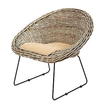 Rotin Design Rebajas : -40% Sillon de Ratan de Comedor o de ...