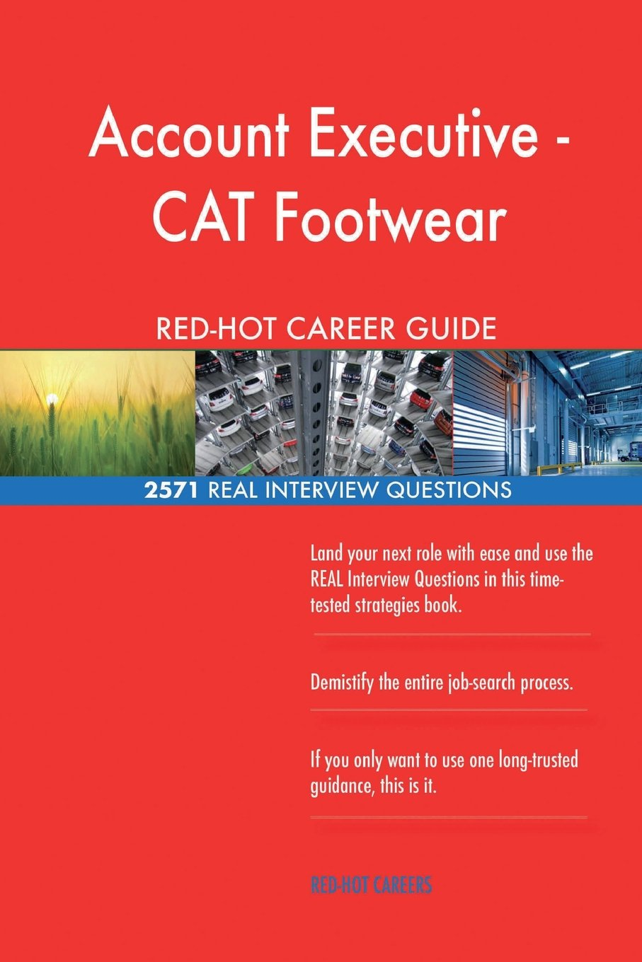 Read Online Account Executive - CAT Footwear RED-HOT Career; 2571 REAL Interview Questions pdf epub