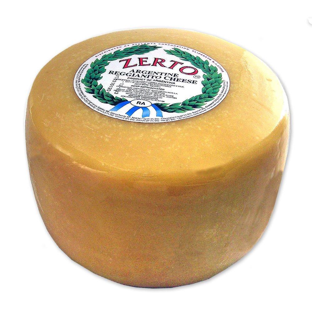 Argentine Reggianito Cheese by Zerto - Approx. 15Lb-Wheel by Zerto