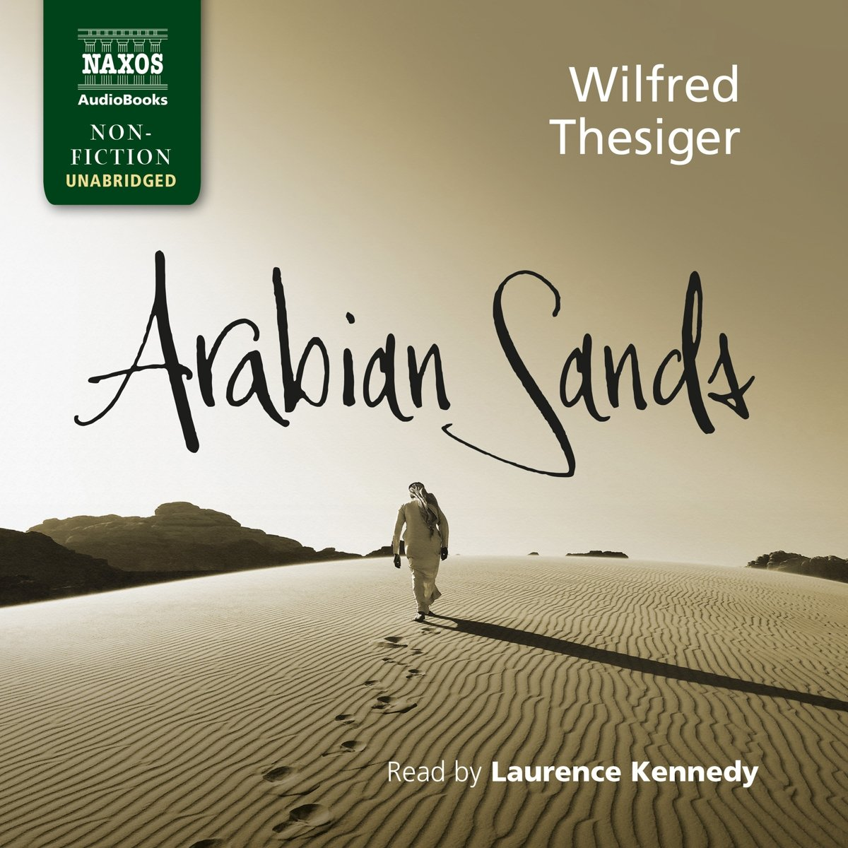 Arabian Sands by Naxos AudioBooks