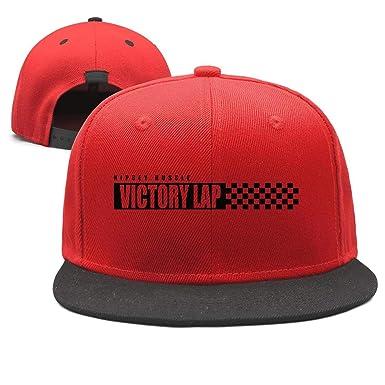 Amazon.com: Gorra de baloncesto unisex Nipsey-Hussle-Victory ...