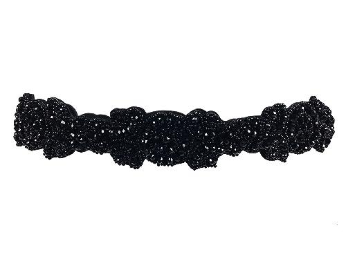 Markenlos - Cinturón - para mujer negro negro Talla única