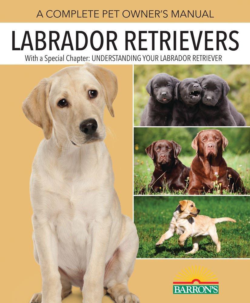 Download The Labrador Retriever Handbook (Barron's Pet Handbooks) ebook