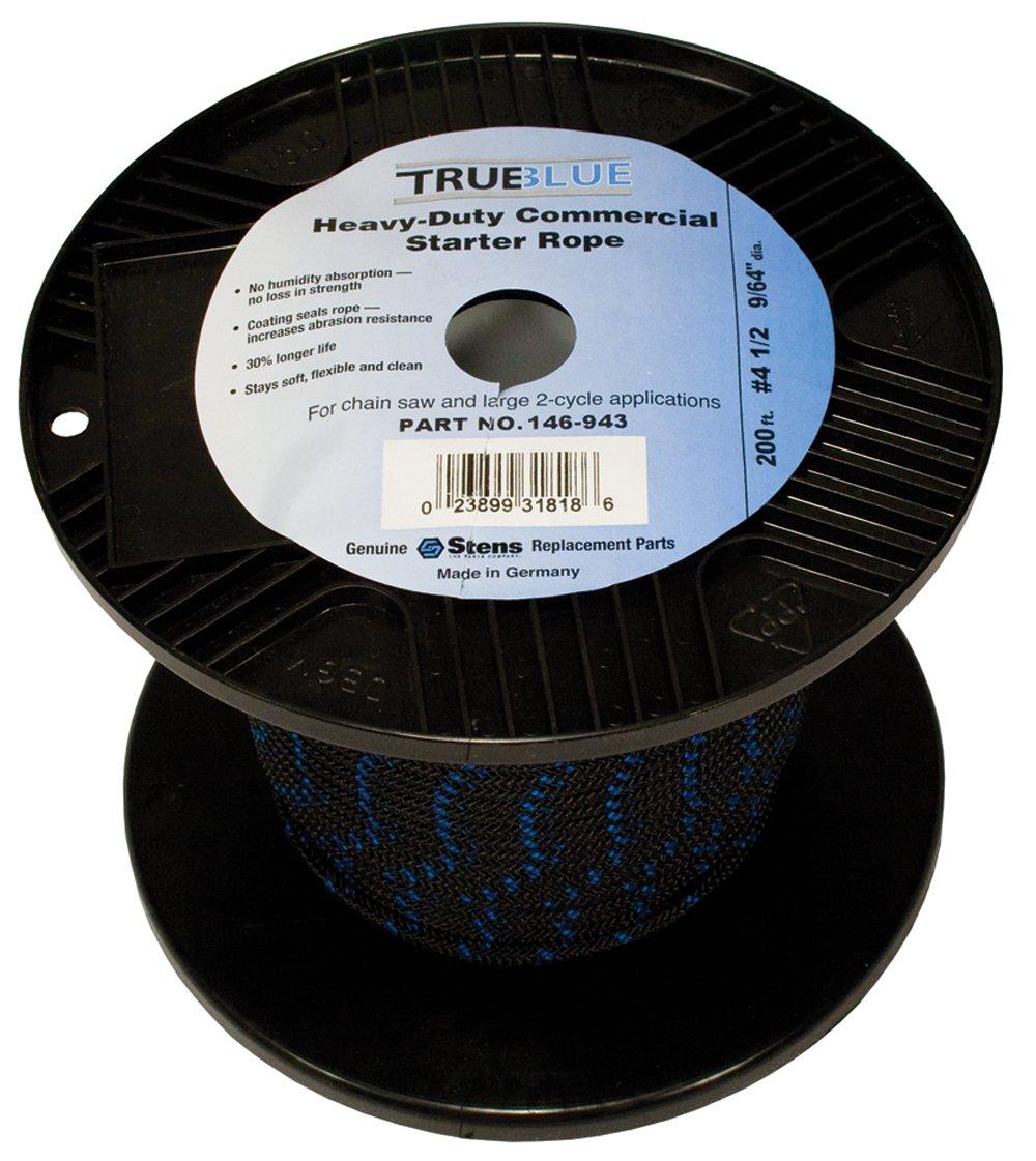 Stens 146-943 True Blue Starter Rope, 200-Feet