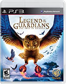Amazon com: Legend of the Guardians: The Owls of Ga'Hoole