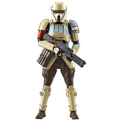 "Bandai Hobby Star Wars 1/12 Plastic Model Shoretrooper ""Star Wars"": Toys & Games"
