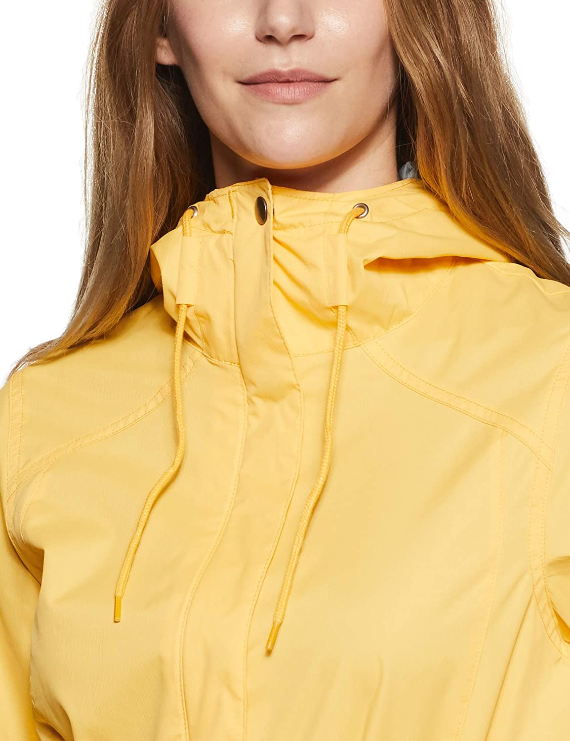 Columbia Womens Pardon My Trench Rain Jacket Water and Stain Repellent Columbia Women/'s Activewear