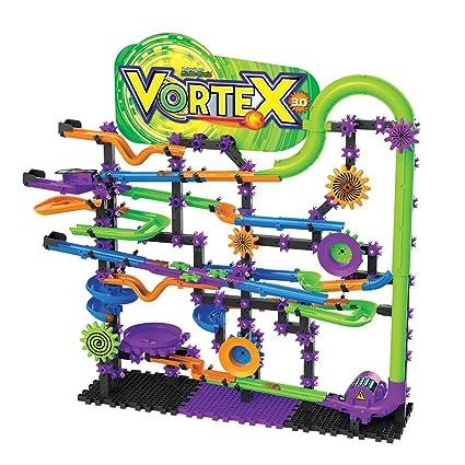 Amazon Techno Gears Marble Mania Vortex 30 300 Pcs Toys