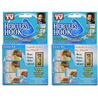 Hercules Hook Picture Wall Drywall Anchors Hanger Gorilla Monkey Hooks Hang Shelves Art Mirrors Frames Planters Without…