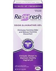 RepHresh Vaginal Moisturizer Gel, 0.07 Oz, 4 Count