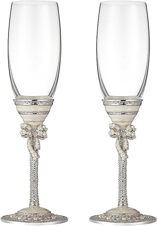 Champagne Flute Glasses box of 12 7.5oz