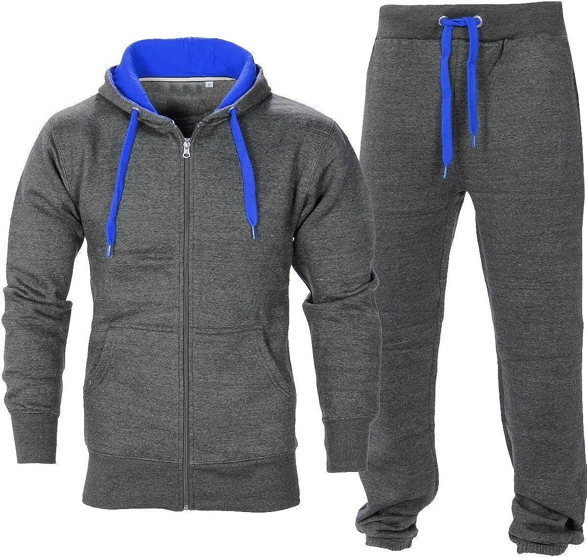 Missmister – Contraste Jogging Chándal Regular Cord Squad Fleece ...