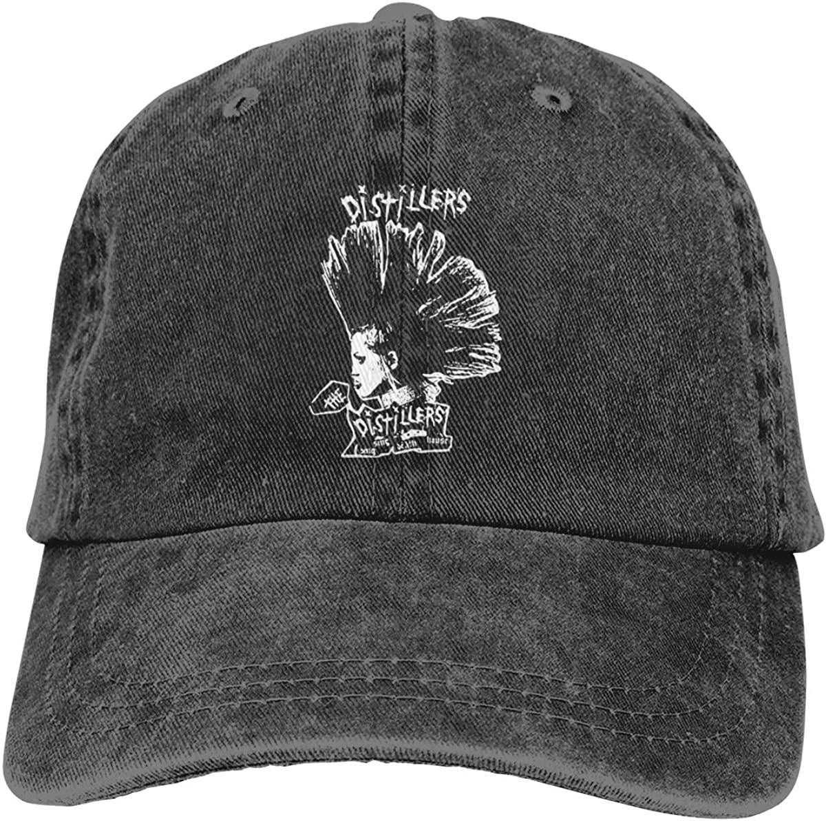ORYISGAD The-Distillers Sports Cap for Mens and Womens