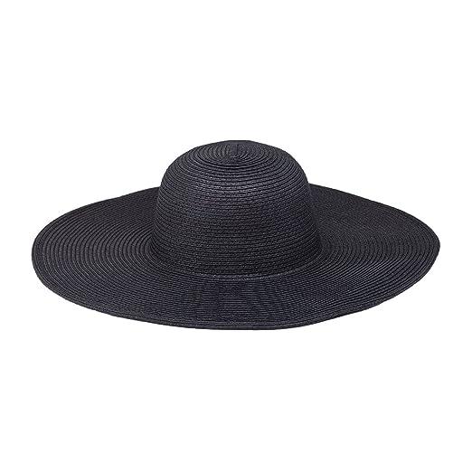 b06a122a92a Peter Grimm Women s Erin Resort Sun Hat - Black at Amazon Women s ...