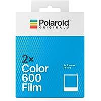 Polaroid Originals - 4841 - Doppelpack Sofortbildfilm für 600 und i-Type Kamera - Weißer Rahmen