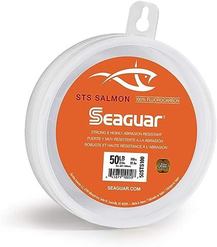 Test Seaguar Sts Fluoro Trout//Steelhead Leader Fishing Line 100 Yards Select Lb