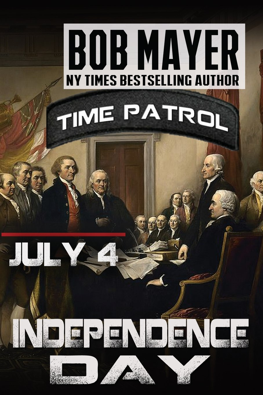 Independence Day Time Patrol Mayer product image