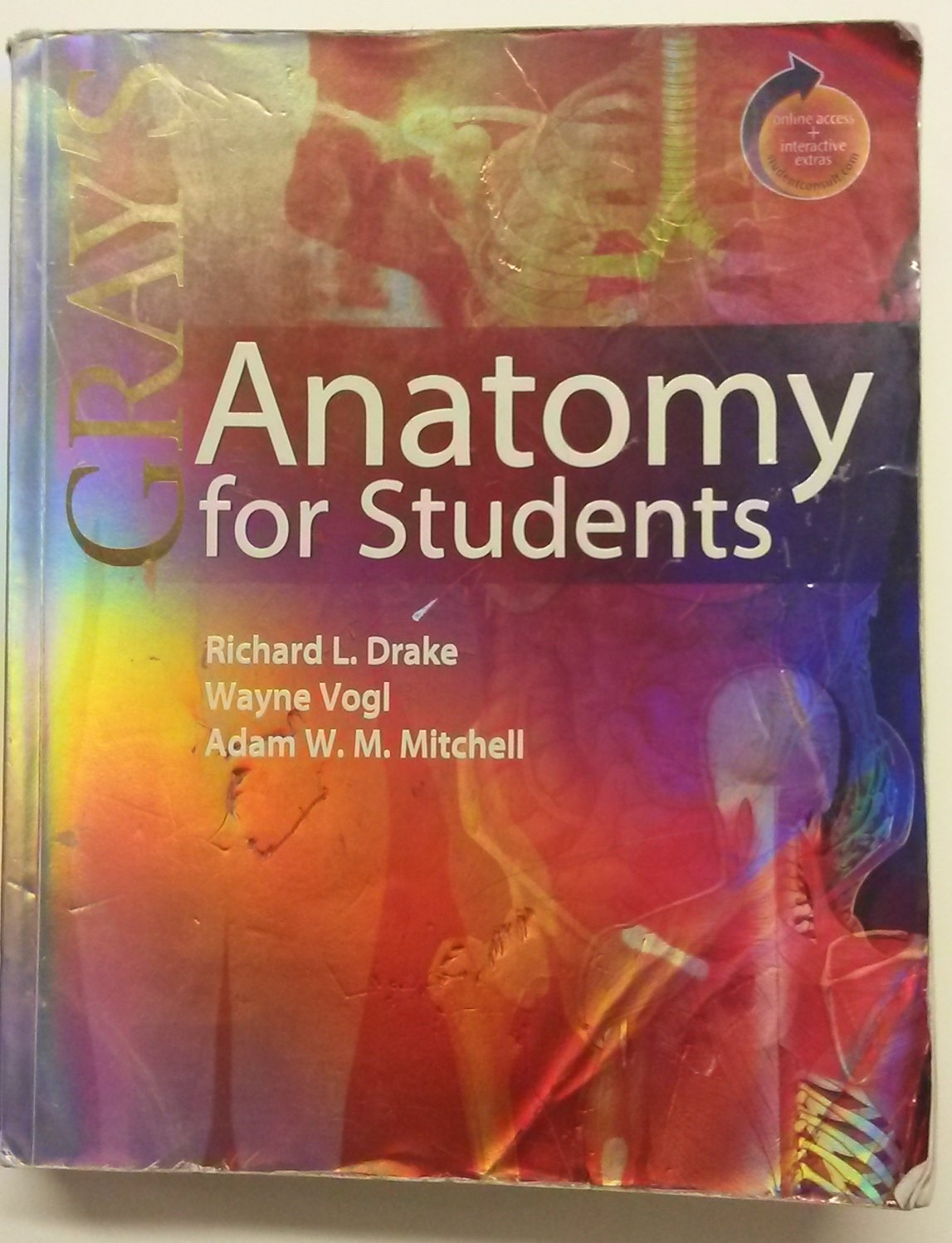 Grays Anatomy For Students And Case Directed Anatomy Online To