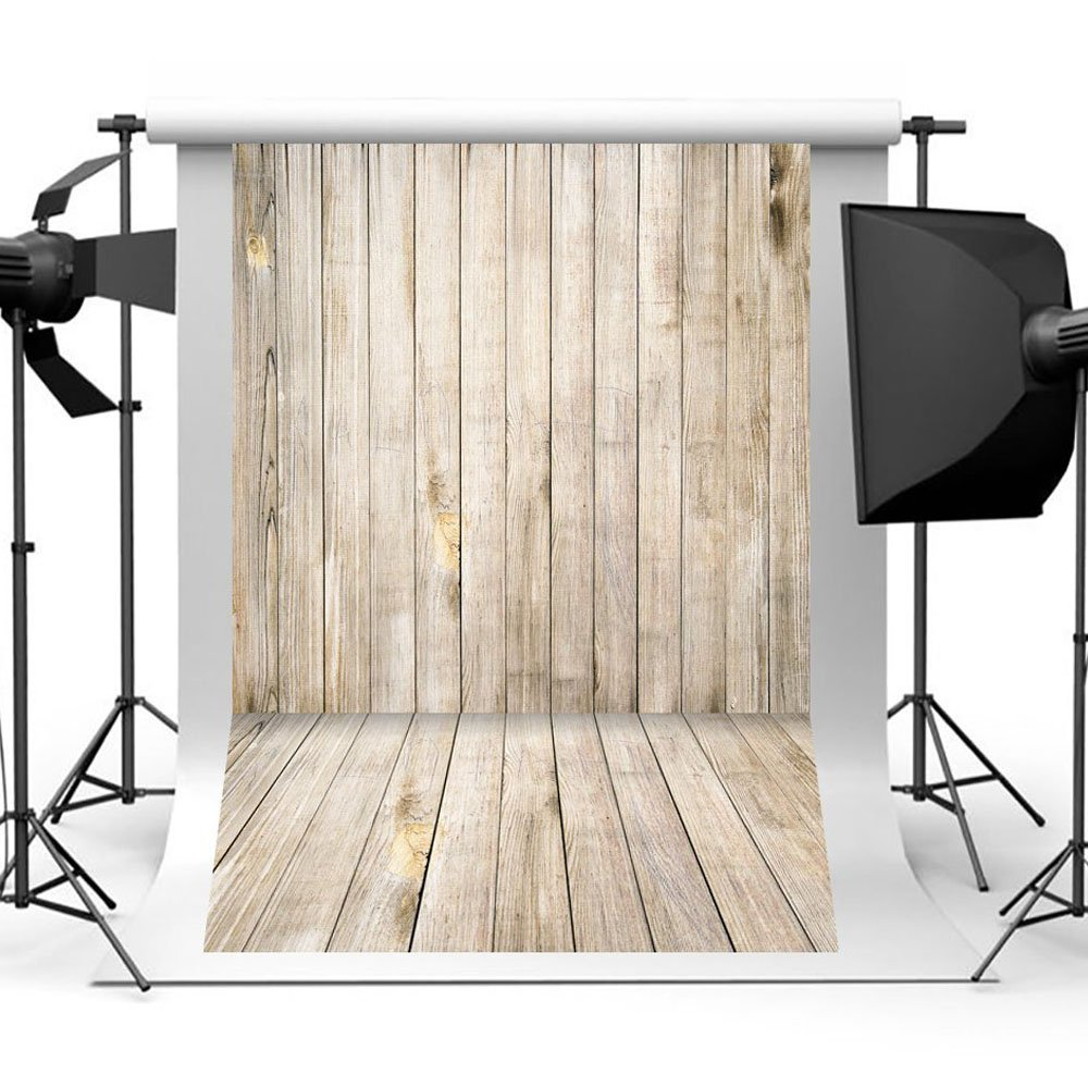 Amazon com wooden photography backdrops props wood floor background vinly backdrop for photographer studio video shooting 5x7ft camera photo