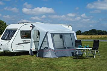 Quest Leisure Easy Air 350 Lightweight Inflatable Caravan Porch Awning
