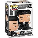 Pop Funko 186 Elvis Presley Jailhouse